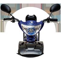 Sepeda Listrik Akasia Biru