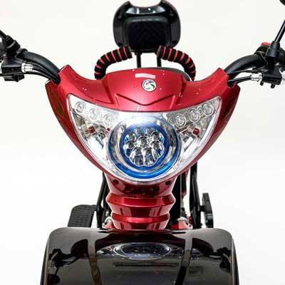 Headlamp Sepeda Listrik