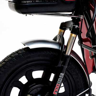 Shockbreaker Sepeda Listrik