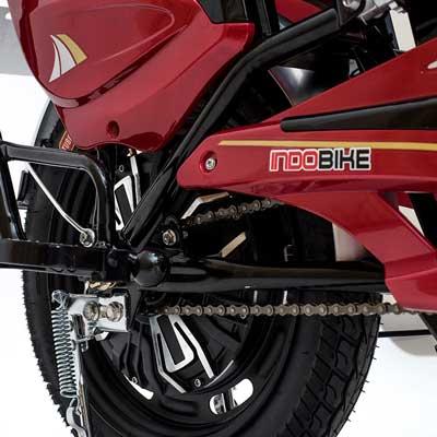 Roda Belakang Sepeda Listrik