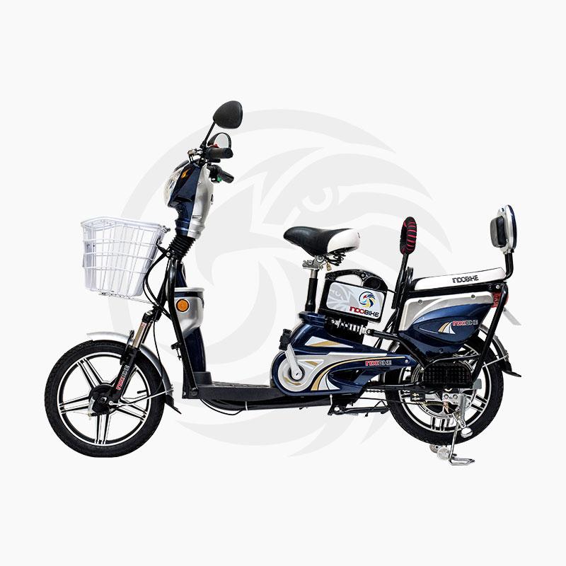 Sepeda Listrik Tulip Biru