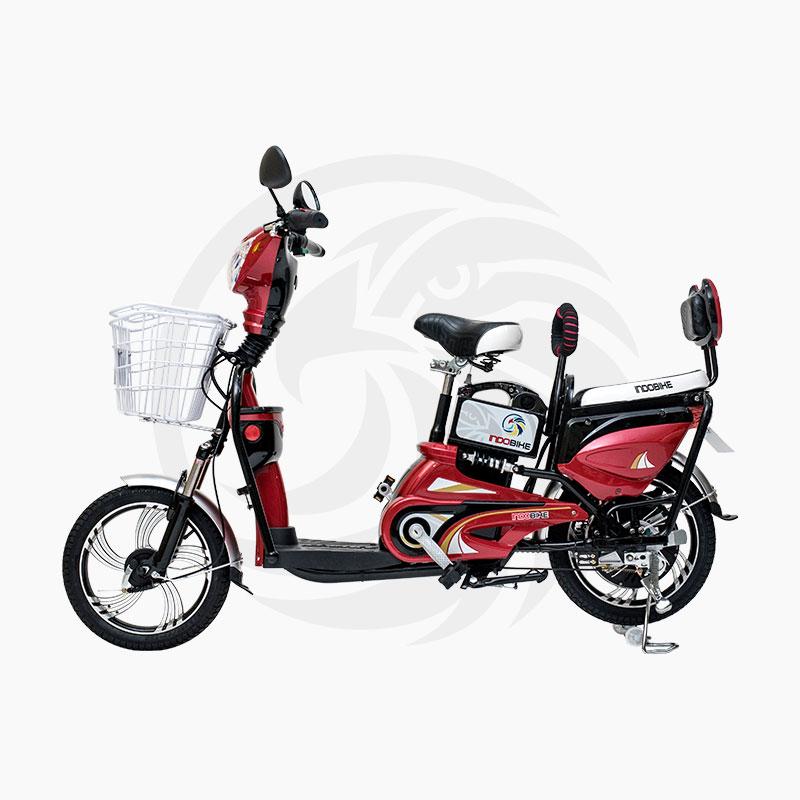Sepeda Listrik Tulip Merah